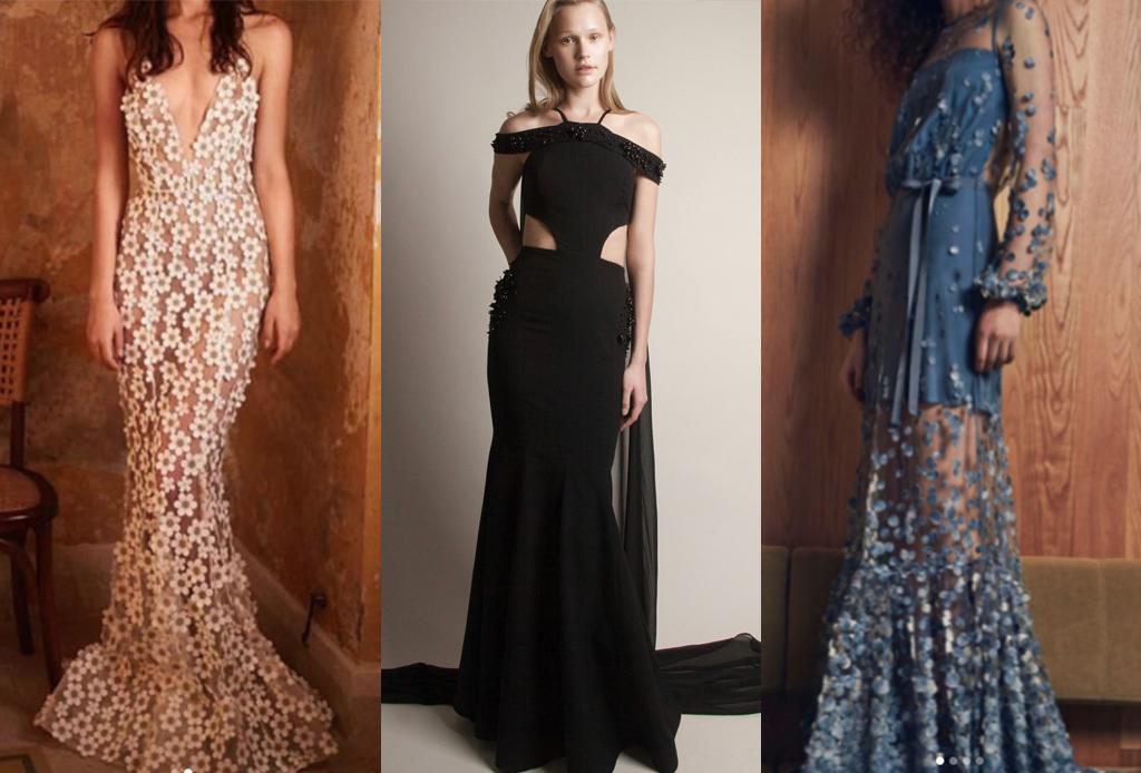 Direccion de venta de vestidos elegantes