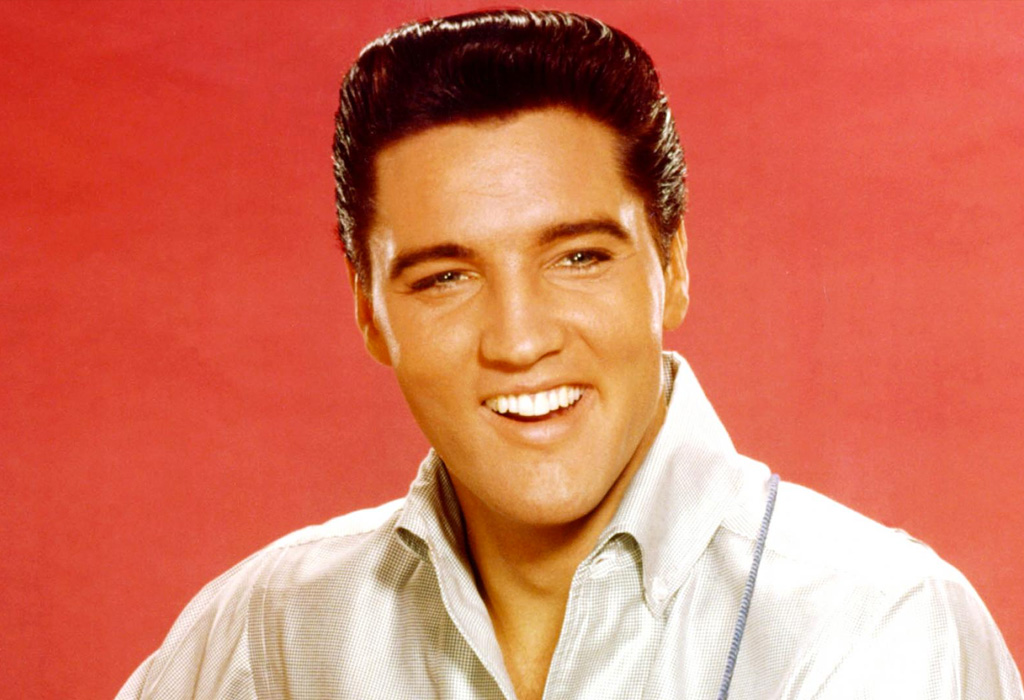 Todos los éxitos de Elvis Presley en una playlist