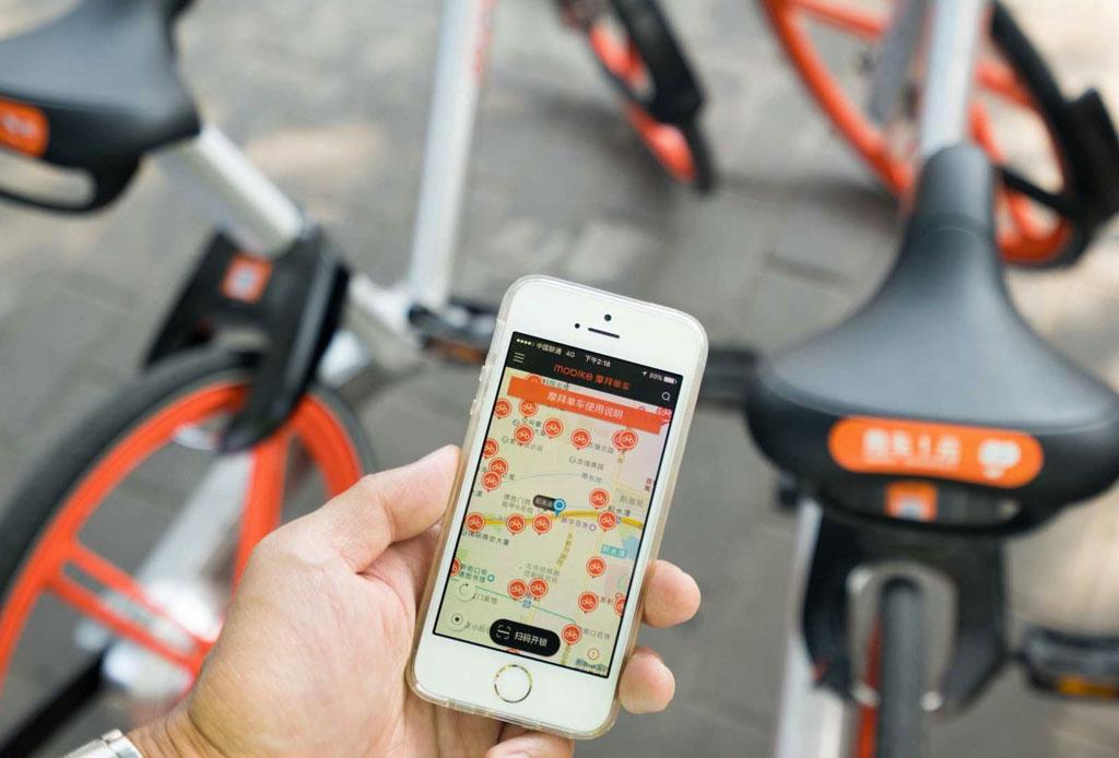 Mobike: las bicicletas de color naranja que han tomado la CDMX - mobike-bicicleta-naranja-cdmx