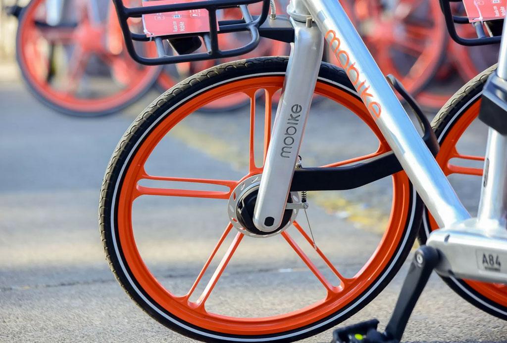 Mobike: las bicicletas de color naranja que han tomado la CDMX - mobike-bicicletas-naranja-cdmx-3