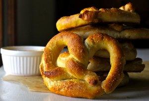 ¿Antojo de algo dulce? Tenemos la receta para que disfrutes un pretzel suave