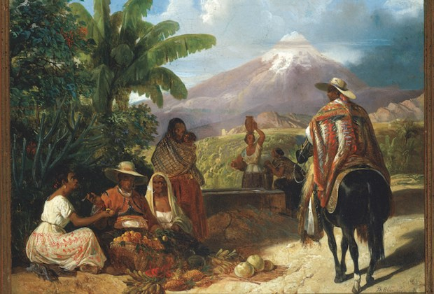 Las exposiciones imperdibles que debes visitar este mayo, mes de los museos - america-tierra-de-jinetes-1024x694