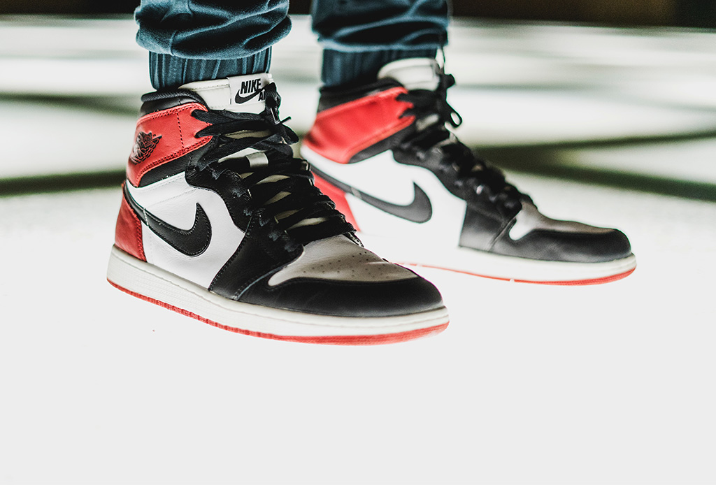 Videojuegos que inspiraron esta edición especial de sneakers