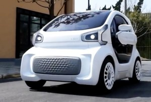 ¿Cuánto costará tu próximo auto en impresión 3D?
