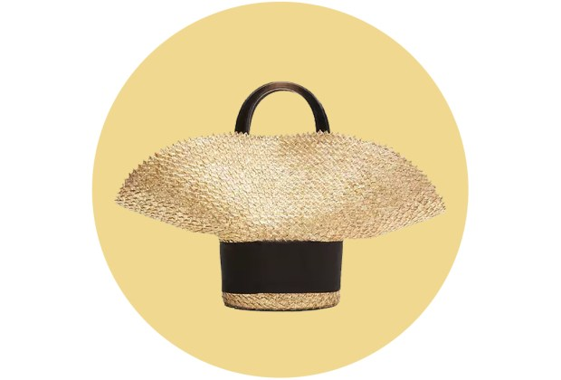 Originales bolsas de palma y bambú para complementar tu outfit veraniego - bananarepublic4