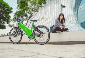Conoce las bicicletas inteligentes que puedes usar en la CDMX
