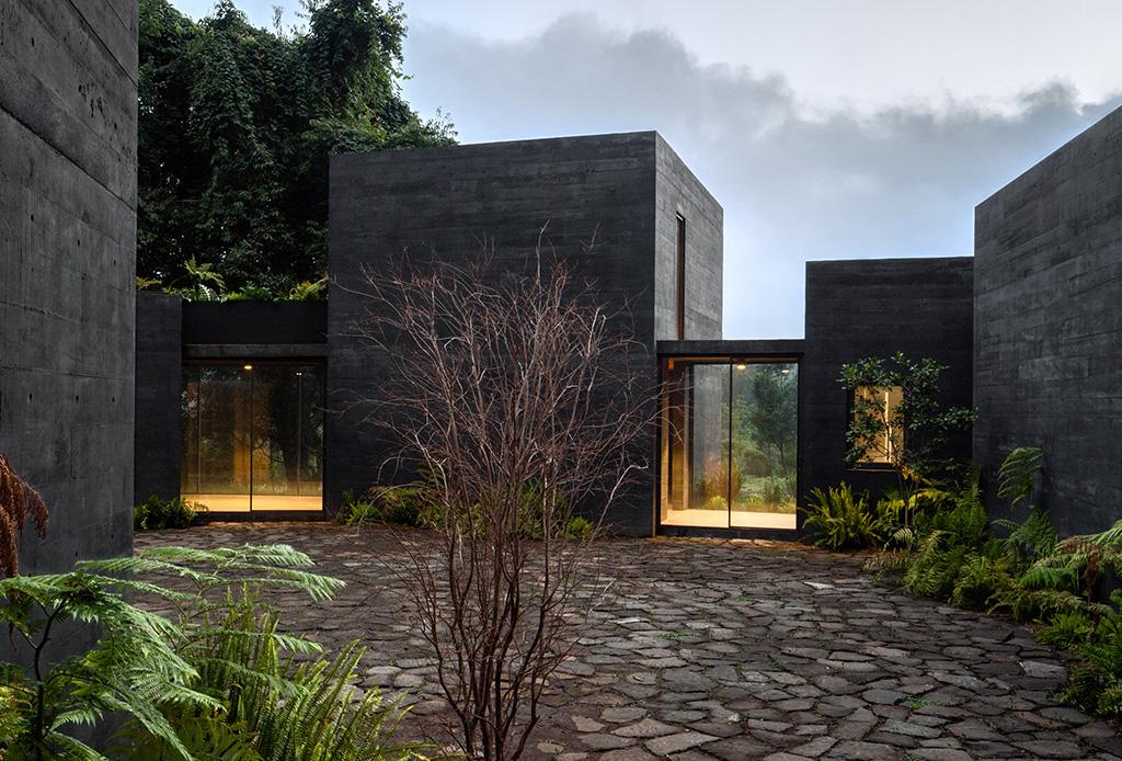 Casa Bruma: arquitectura que respeta el medio ambiente - bruma1