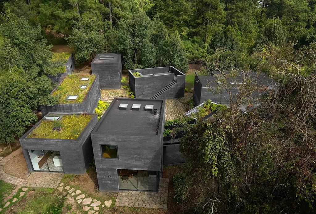Casa Bruma: arquitectura que respeta el medio ambiente