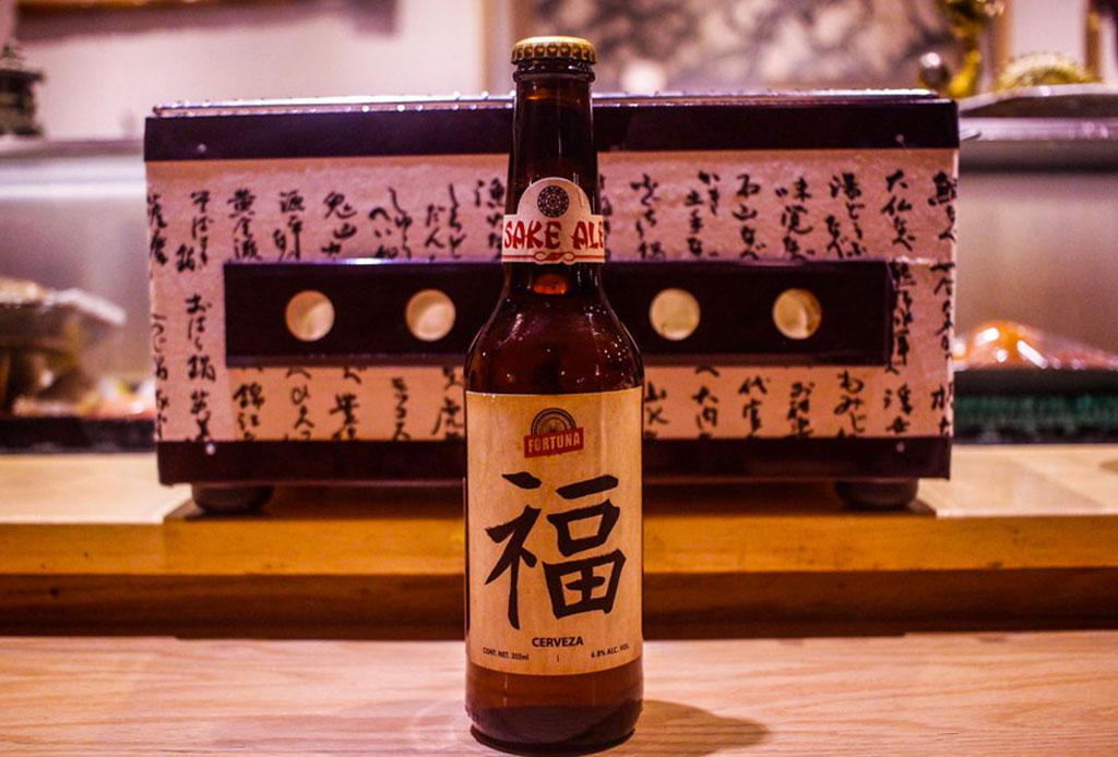Tienes que probar la primera cerveza mexicana inspirada en el sake - cerveza-sake-mexicana-2