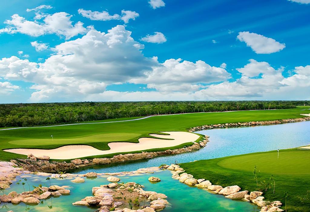Destinos exclusivos en México para jugar golf en verano - eljaguargolf