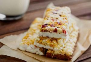 ¡Recupera tu energía después de ejercitarte con estos snacks!