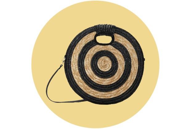 Originales bolsas de palma y bambú para complementar tu outfit veraniego - mango4