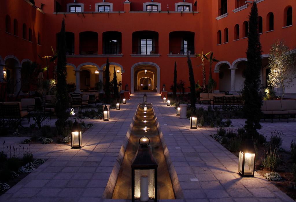 Estos son los hoteles más increíbles cerca de los viñedos mexicanos - rosewoodsanmiguel