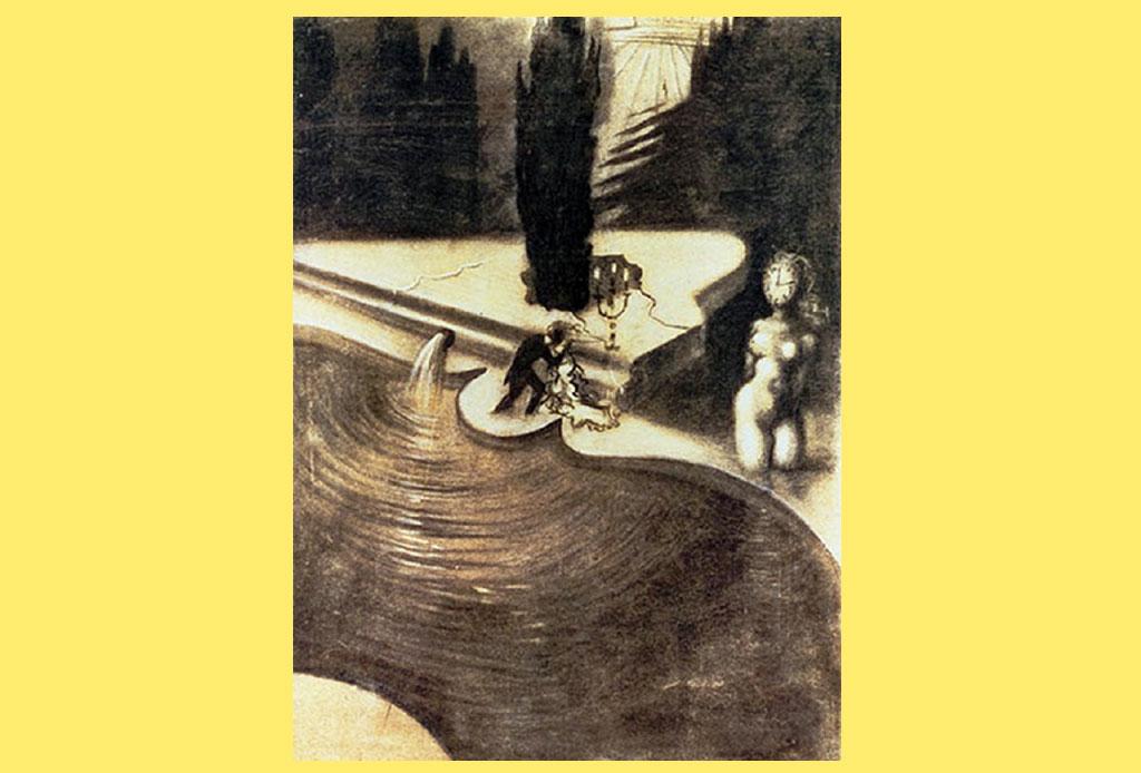 Salvador Dalí y su relación con la música - salvador-dali-obra-musica-6