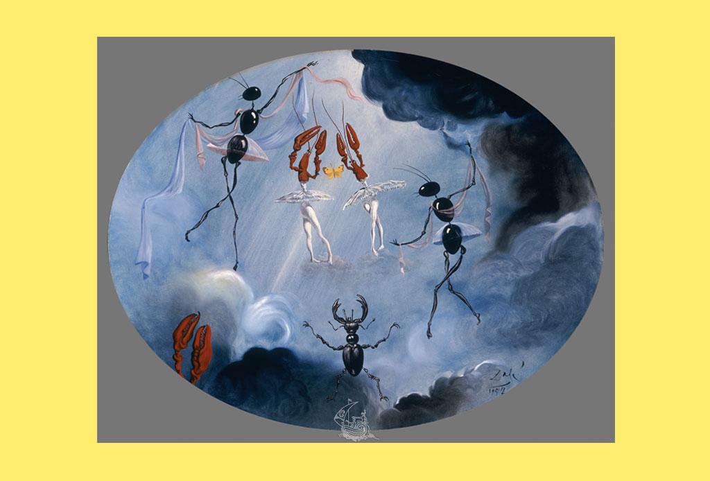 Salvador Dalí y su relación con la música - salvador-dali-obras-musica-5