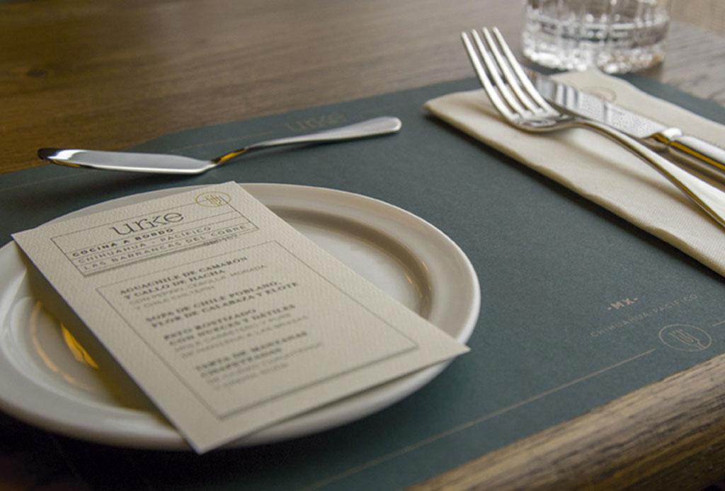 Urike es el nuevo restaurante gourmet del Chepe, el tren más famoso de México