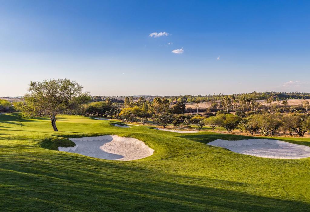 Destinos exclusivos en México para jugar golf en verano - ventanasclubdegolf