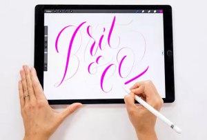 Aprende el arte de la caligrafía con estas apps