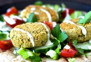 ¿Te gusta el falafel? Prepara estas facilísimas recetas