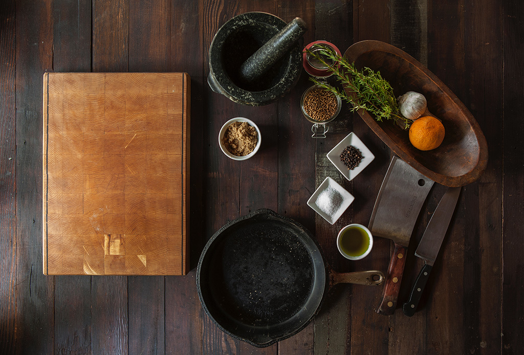10 libros que debes tener en tu cocina para sentirte un chef experto