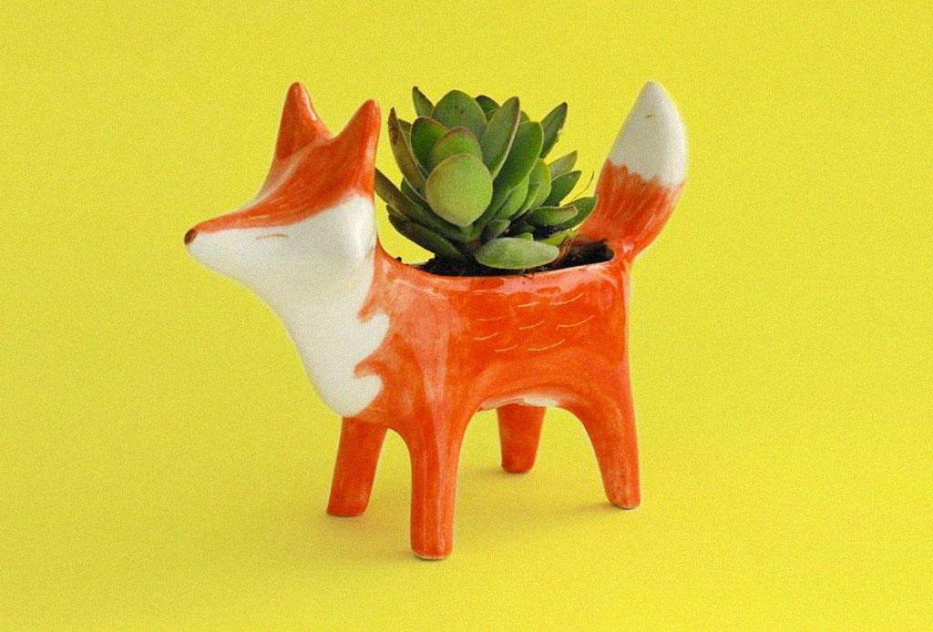 Las macetas más cool hechas con diseño mexicano