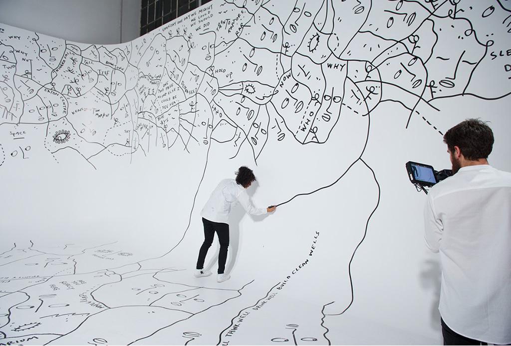 Colaboraciones muy cool que nos encantan de Shantell Martin - shantelmartin3