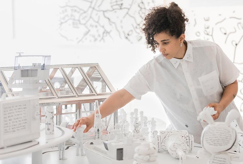Colaboraciones muy cool que nos encantan de Shantell Martin - shantelmartin6