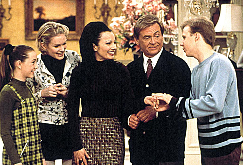"""Después de 20 años, la serie """"The Nanny"""" podría estar de regreso - thenanny3"""