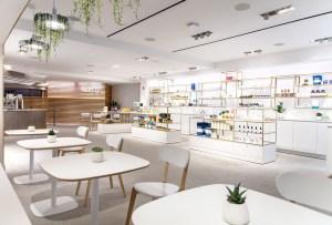 Clean Market es el nuevo spot en NY para desintoxicarte con smoothies