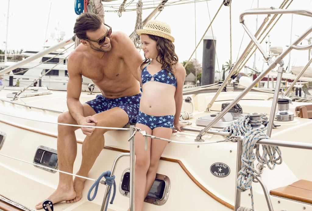 9624dcc0f0f8 6 marcas de trajes de baño que tienen coordinados para papás/mamás e ...