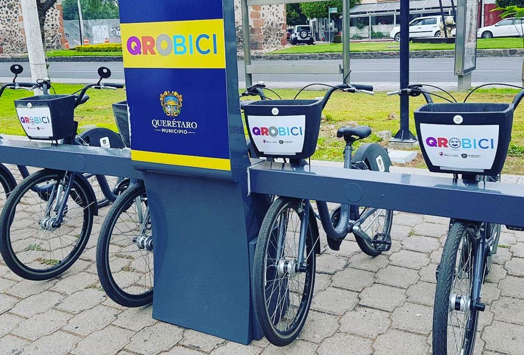 Querétaro es un ejemplo a seguir para ayudar al medio ambiente - bicicletas-queretaro-1