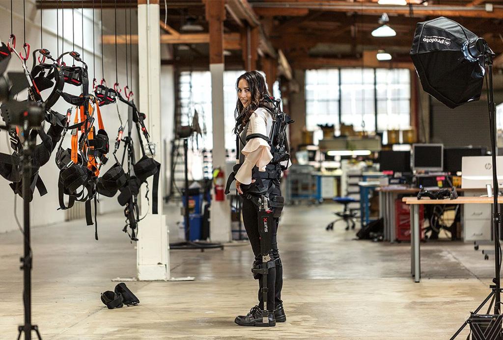 ¿Sabes qué son los exoesqueletos humanos? ¡Te contamos de sus beneficios!