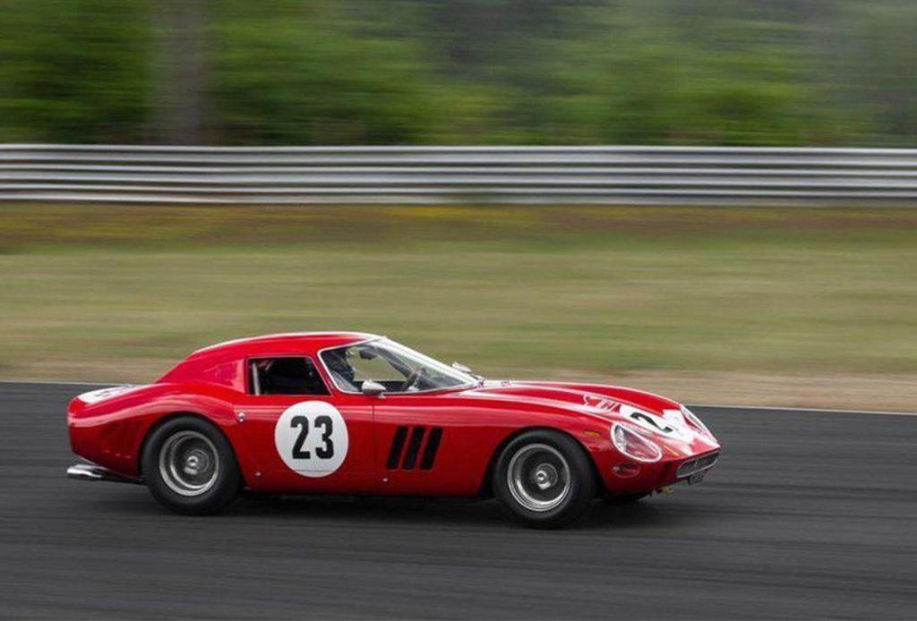 Ferrari tendrá el auto más costoso de la historia - ferrarisubasta4