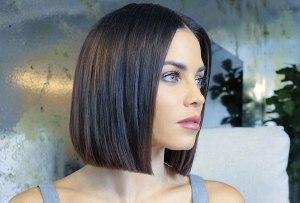 Glass hair: el corte de pelo que todas llevan esta temporada