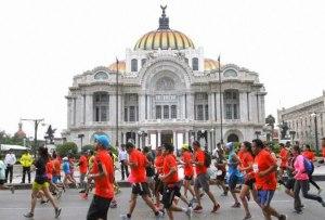 ¡Atención runners! Tenemos la playlist para correr el Maratón de la Ciudad de México