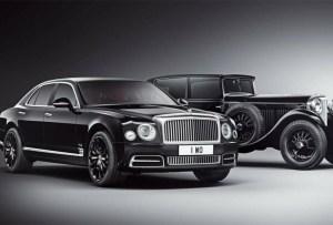 Bentley Mulsanne WO Edition by Mulliner, el auto de los cien años
