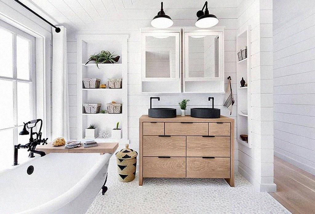 Hacks para cambiar por completo la decoración de tu baño
