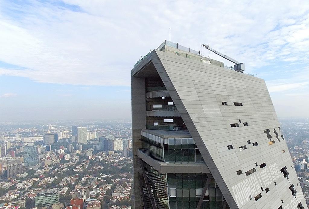 El mejor rascacielos del mundo está en México, ¡te decimos cuál es! - torrereforma2