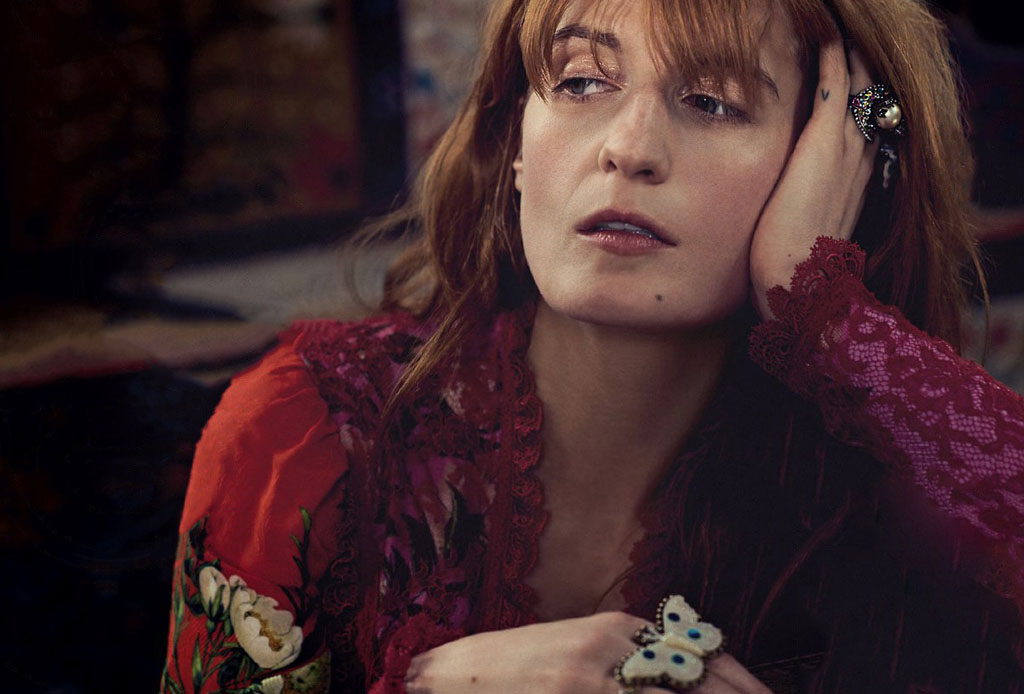 """Useless Magic"", el libro en el que Florence Welch comparte sus poemas y lyrics"