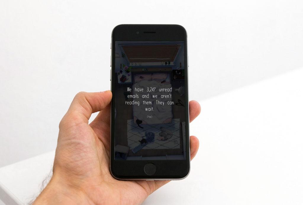 Esta app te hace pretender que estás todo el día en cama para liberarte del estrés - app-cama-selfcare-2