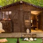 Ahora puedes hospedarte en una cabaña ¡hecha de chocolate! - cabana-chocolate-booking-7