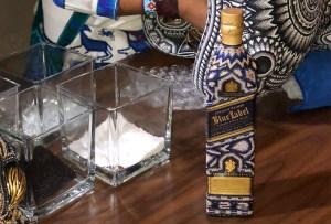 Te contamos todo acerca de la botella con arte huichol creada para Johnnie Walker Blue Label