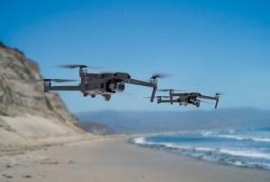 Lo que tienes que saber de la nueva serie de drones Mavic 2 de DJI