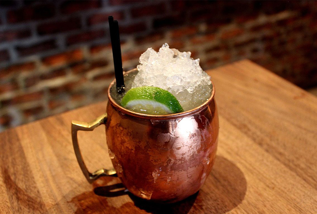Moscow Mule, el drink que puedes preparar en cualquier época del año - moscowmule1