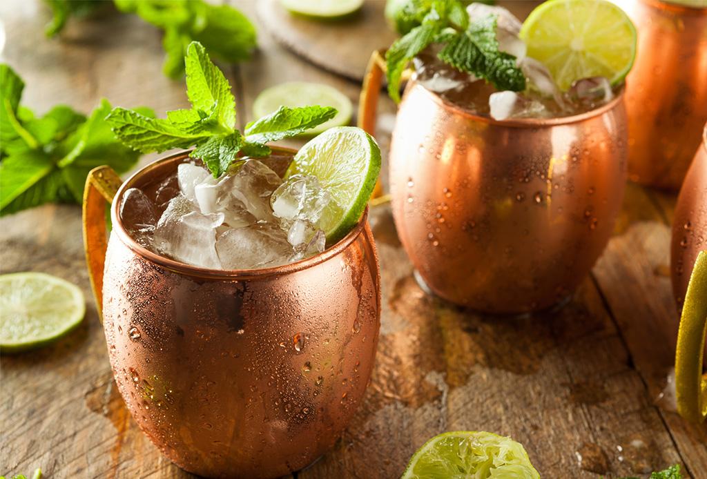 Moscow Mule, el drink que puedes preparar en cualquier época del año
