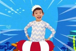 Canciones que tu toddler amará, además de «Baby Shark»