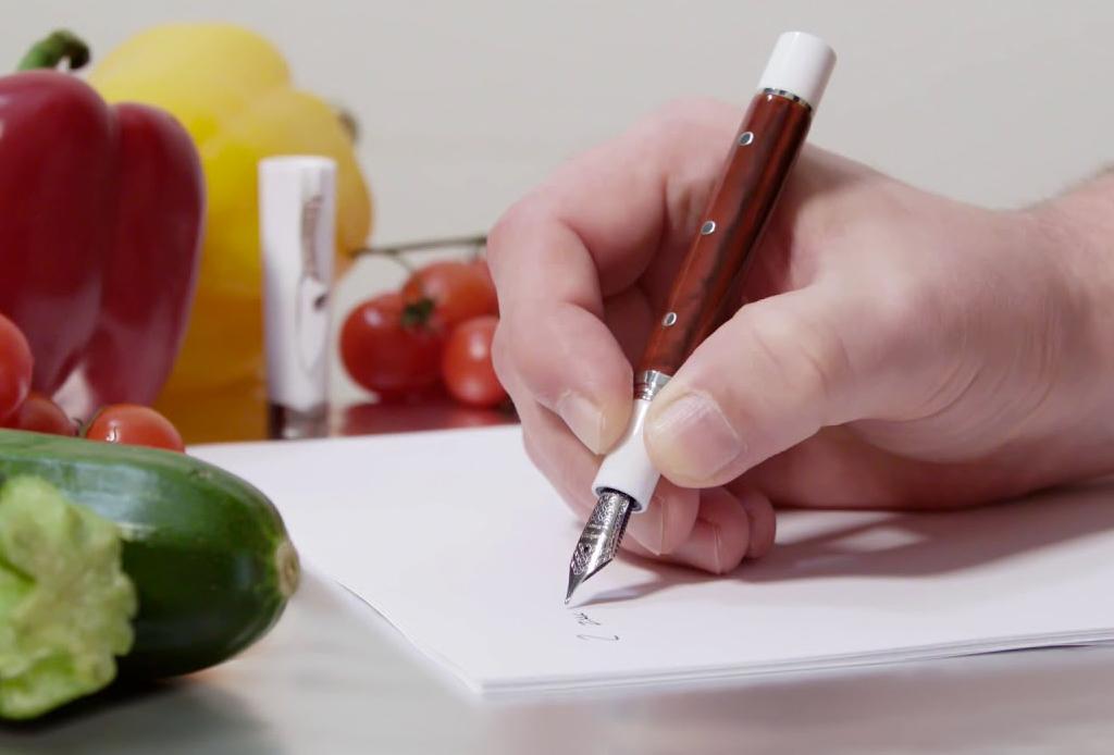 Hay una pluma ideal para todos los chefs y amantes de la cocina