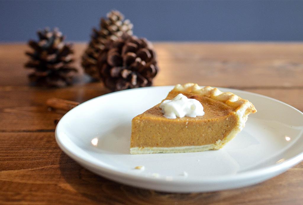 Se acerca la temporada de otoño y tenemos la receta original de pumpkin pie - pumpkinpie1