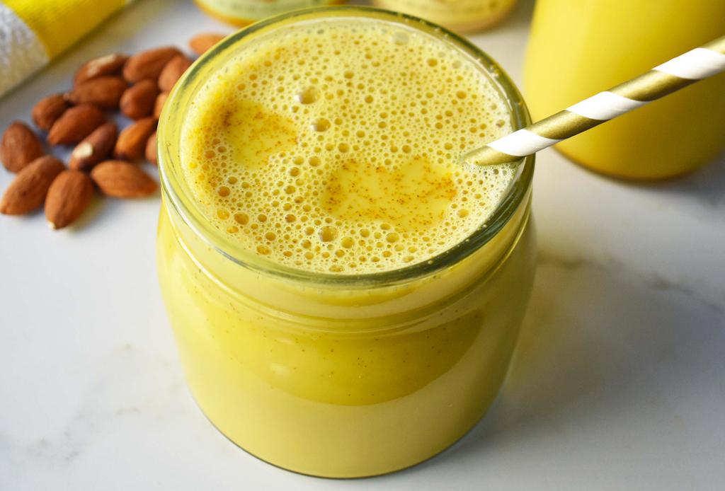 ¡Te contamos cómo hacer tu propia golden milk!