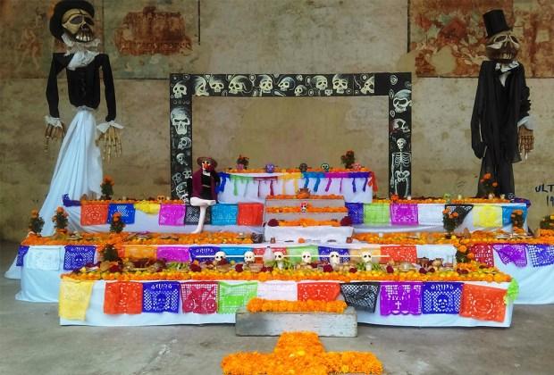 Sabes Cómo Hacer Un Altar Para El Día De Muertos